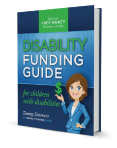 Disability Funding Guide book cover