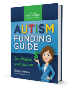 Autism Funding Guide book cover